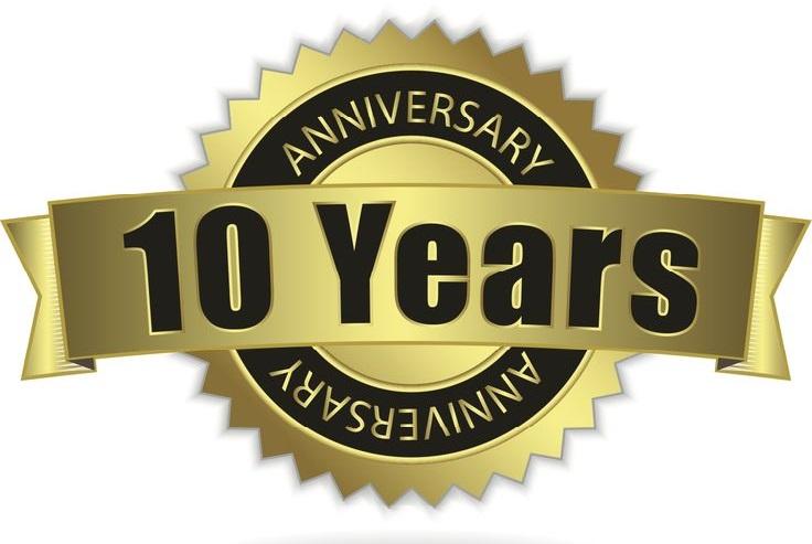 DTC's anniversary