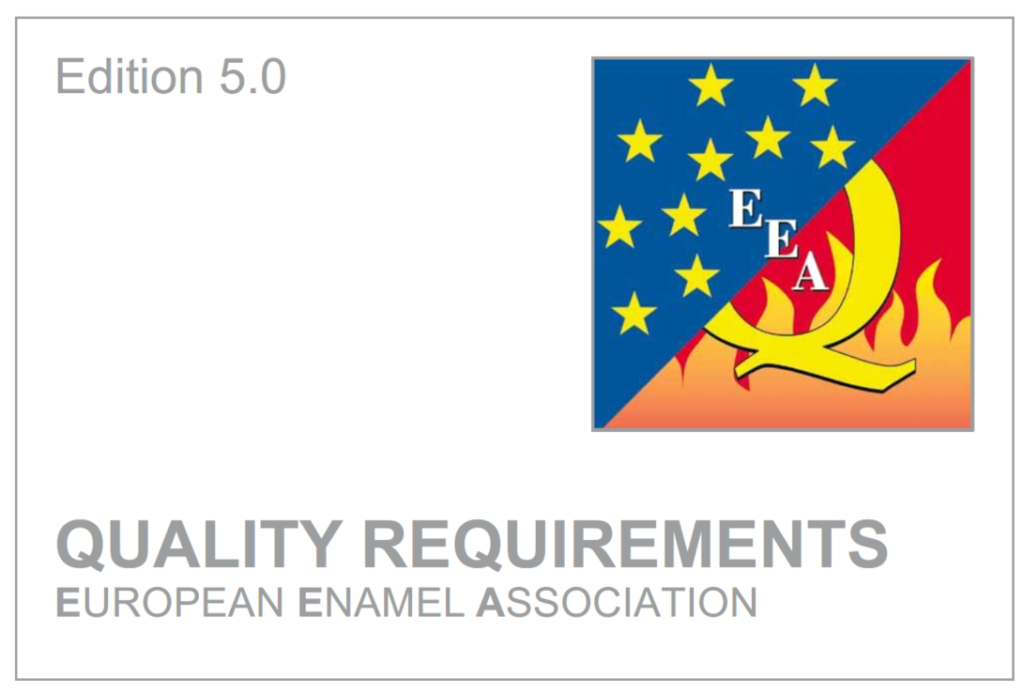 EEA Quality Requirements edition 5